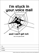 Stuck in Voicemail